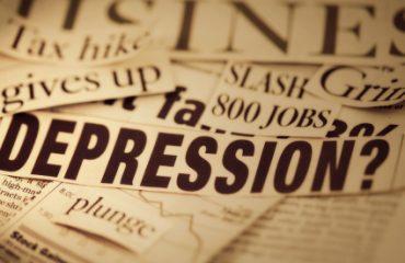 Economic Depression Headline