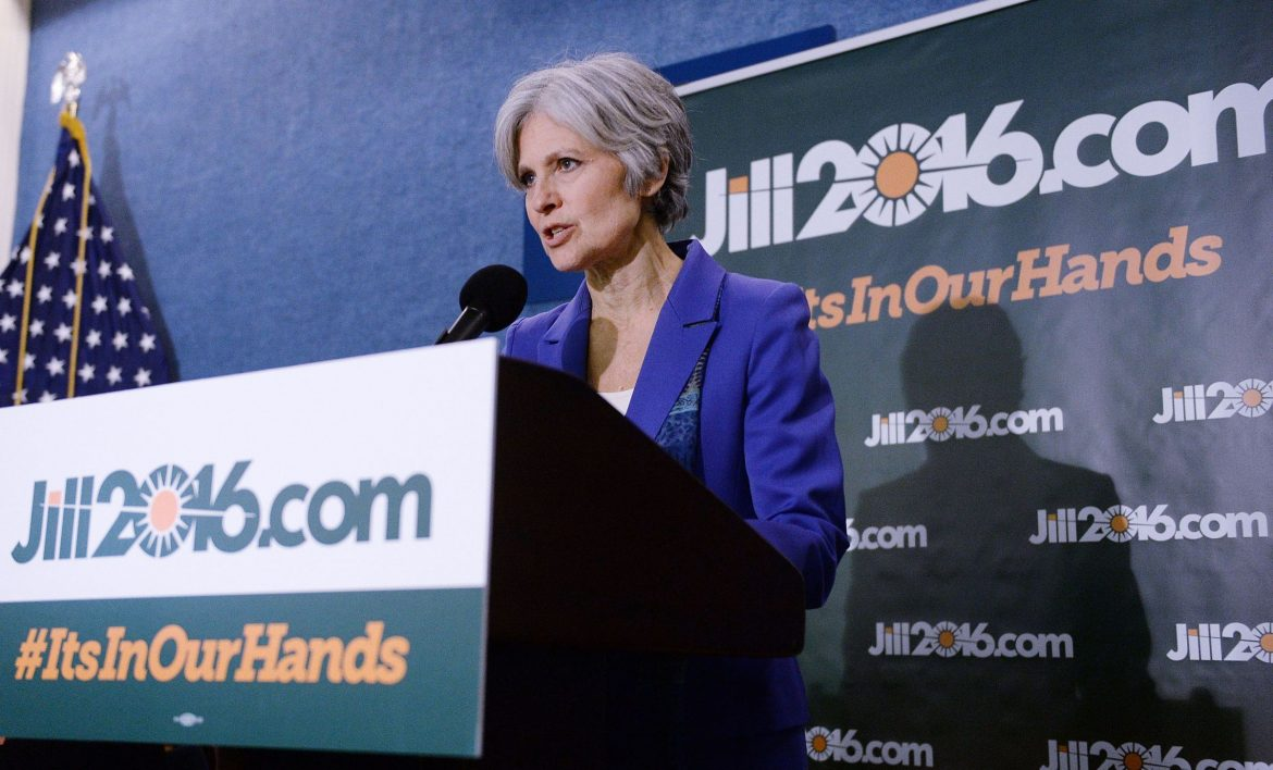 Jill Stein Recount - 2016 Election