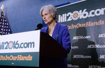 Jill Stein Recount - 2016 Election