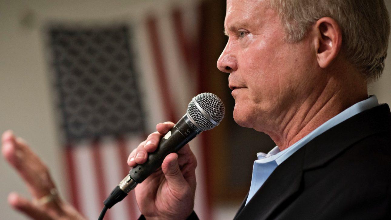 Senator Jim Webb
