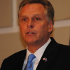 Virginia Governor Terry McAuliffe - Inside Government Photo
