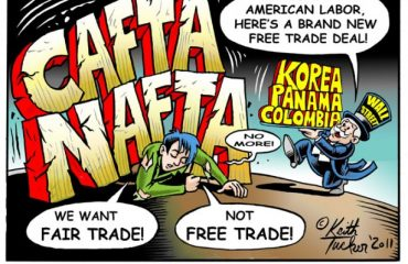 Fair Trade and Not Free Trade