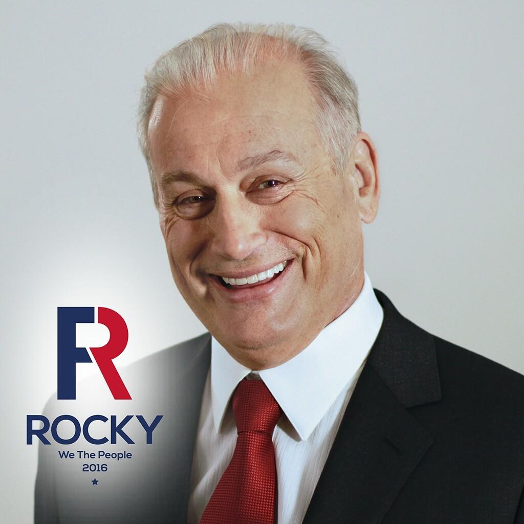 Roque de la Fuente - 2016 Presidential Campaign