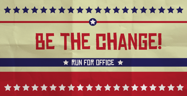 Run For Office - Reform Party Candidate