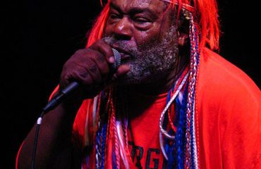 George Clinton - Labeled for reuse
