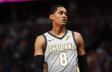 Jordan Clarkson believes giant people once lived on earth and had dinosaurs as pets.