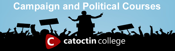Campaign and Political Courses - Catoctin College